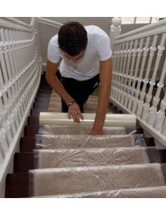 Kick en Stick folie voor zachte trappen